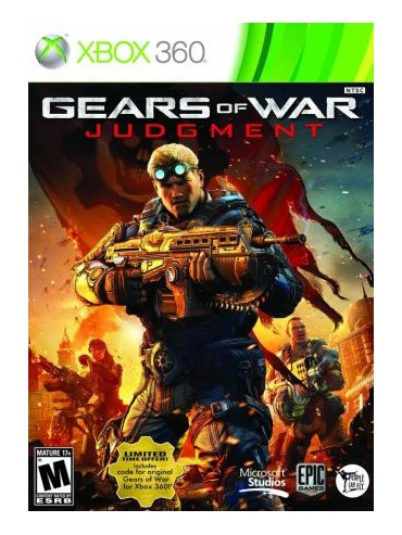 Gears of War Judgment PL (używana)