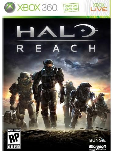 Halo Reach ANG (używana)