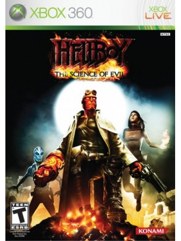 Hellboy The Science of Evil ANG (używana)