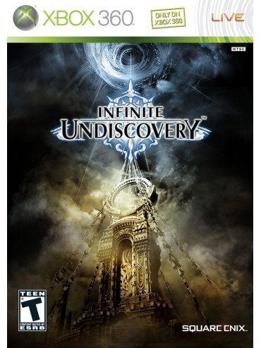 Infinite Undiscovery ANG (używana)