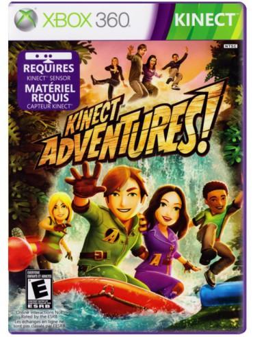 Kinect Adventures PL (używana)