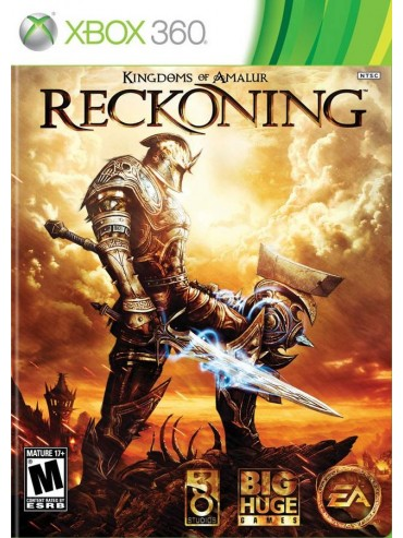 Kingdoms of Amalur Reckoning ANG (używana)