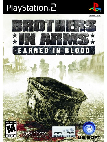 Brothers in Arms Earned in Blood ANG (używana)