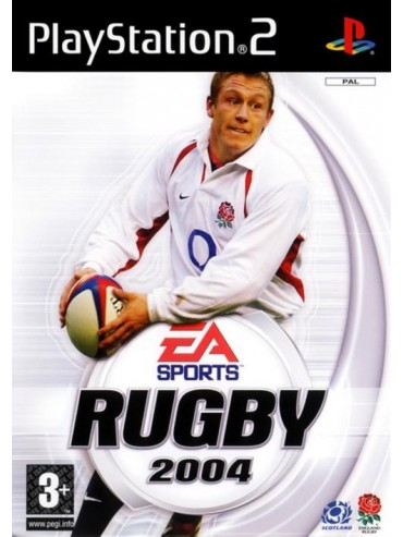Rugby 2004 ANG (używana) PS2
