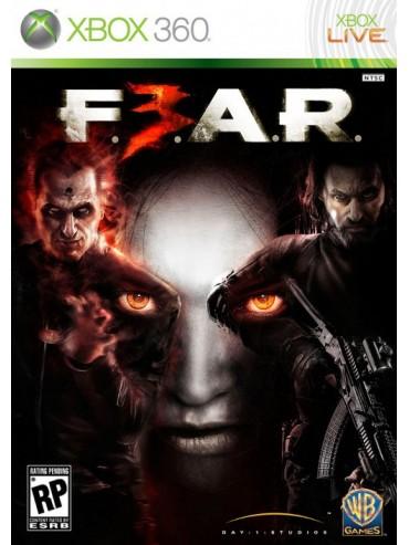 FEAR 3 PL (używana)