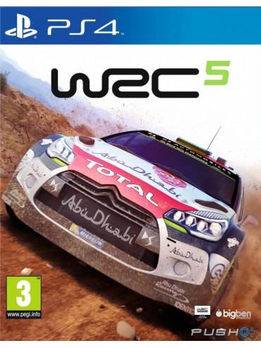 WRC 5 ANG (używana)
