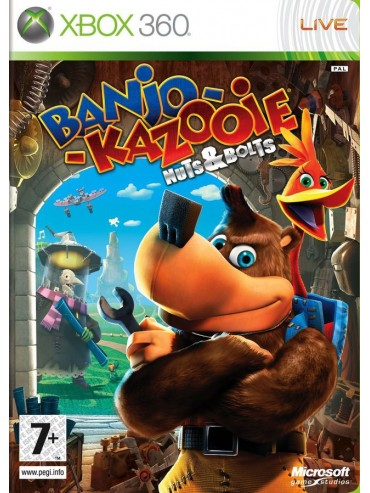 Banjo-Kazooie Nuts & Bolts