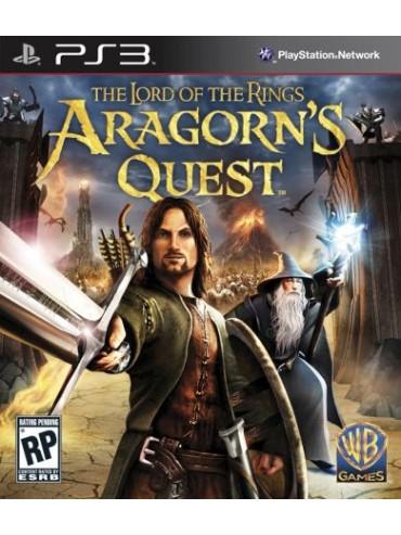 Władca Pierścieni Wyprawa Aragorna