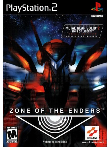 Zone of the Enders ANG (używana) PS2