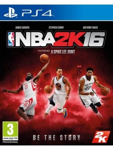 NBA 2K16 ANG (używana)