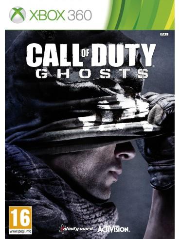 Call of Duty Ghosts PL (używana)