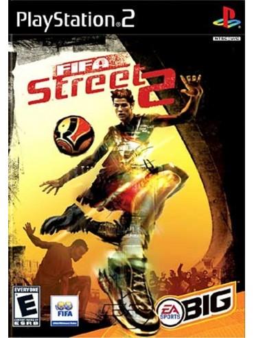 FIFA Street 2 ANG (używana) PS2