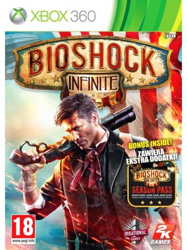BioShock Infinite ANG (używana)