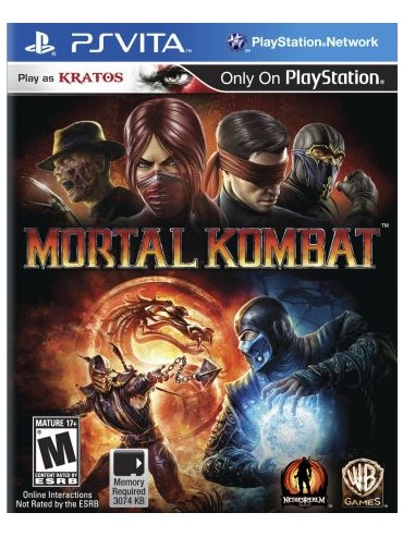 Mortal Kombat ANG (używana)