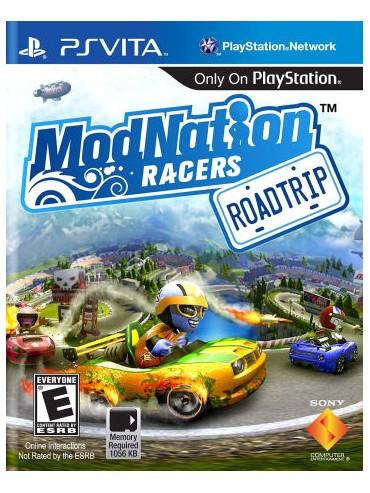 ModNation Racers Road Trip PL (używana)