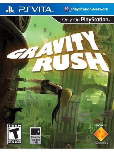 Gravity Rush ANG (używana)