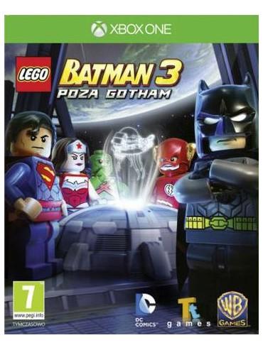 LEGO Batman 3 : Poza Gotham PL (używana)