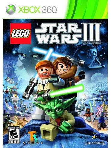 LEGO Star Wars III The Clone Wars ANG (używana)