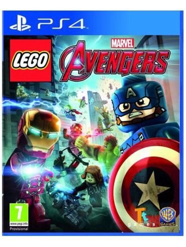LEGO Marvel's Avengers PL (folia) PS4/PS5
