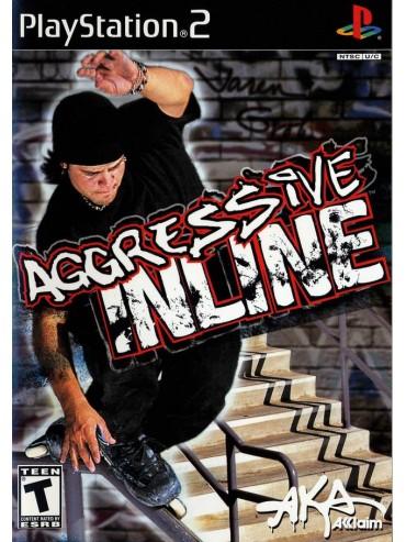 Aggressive Inline ANG (używana) PS2