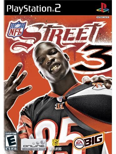 NFL Street 3 ANG (używana) PS2