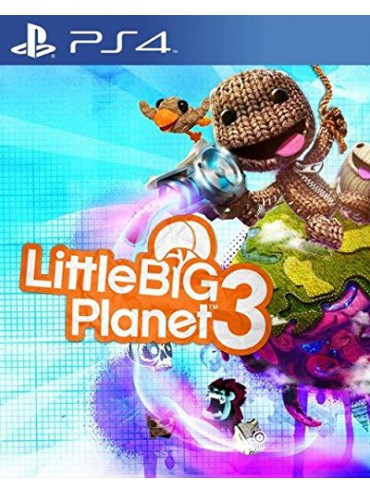 LittleBigPlanet 3 PL (folia) PS4/PS5