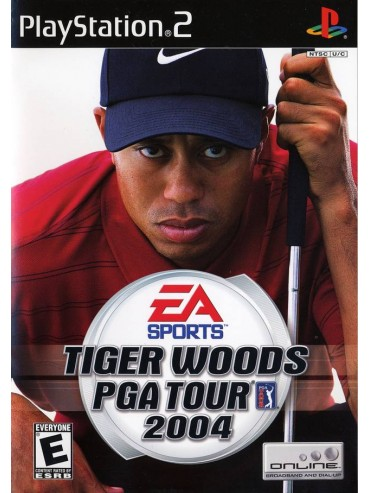Tiger Woods PGA Tour 2004 ANG (używana) PS2