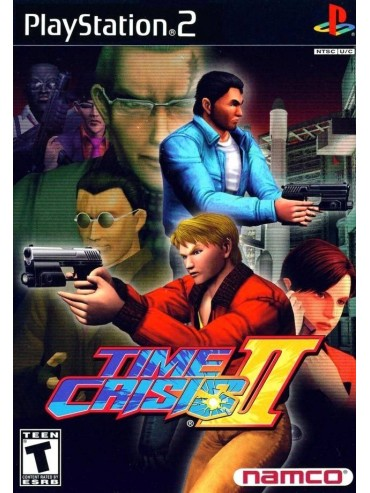 Time Crisis II ANG (używana) PS2