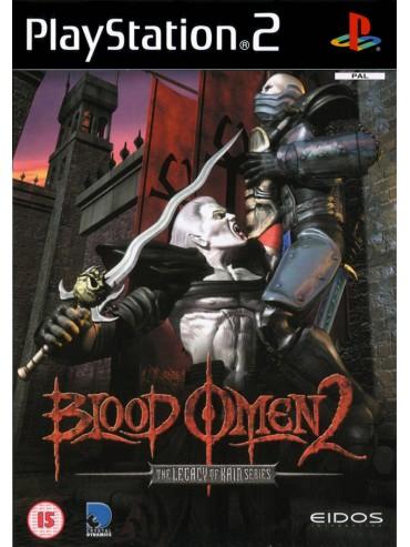 Legacy of Kain Blood Omen 2 ANG (używana)