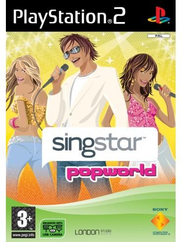 SingStar Popworld ANG (używana)