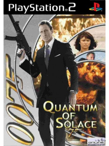 007 Quantum of Solace ANG (używana) PS2