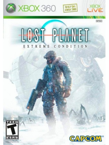 Lost Planet Extreme Condition Steelbox ANG (używana)