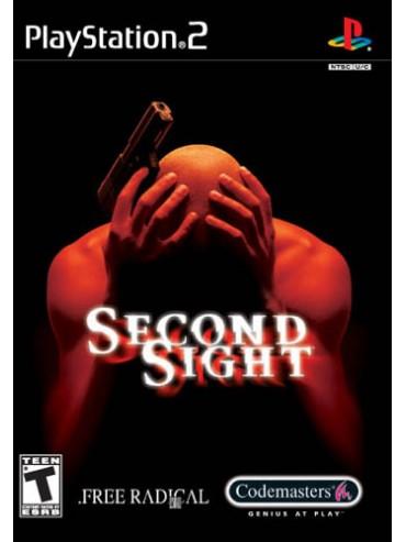 Second Sight ANG (używana) PS2
