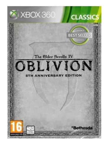 The Elder Scrolls IV Oblivion 5 th Anniversary Edition ANG (używana)