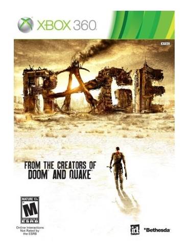 Rage ANG (używana)
