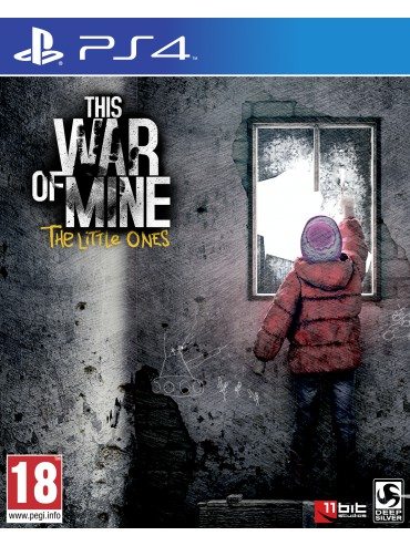 This War of Mine The Little Ones PL (folia)