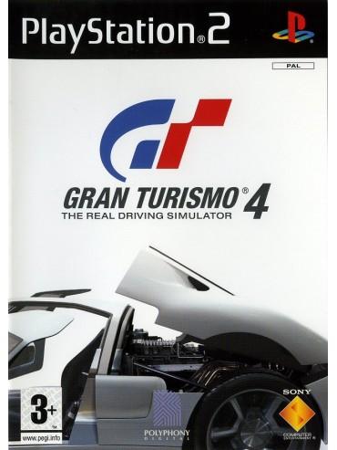 Gran Turismo 4 ANG (używana)