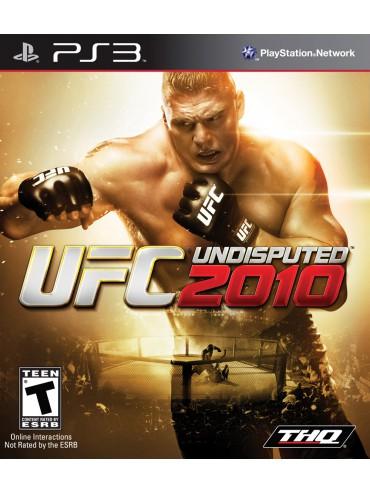 UFC 2010 Undisputed ANG (używana)
