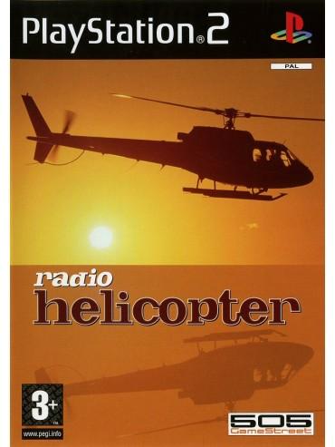 Radio Helicopter ANG (używana) PS2