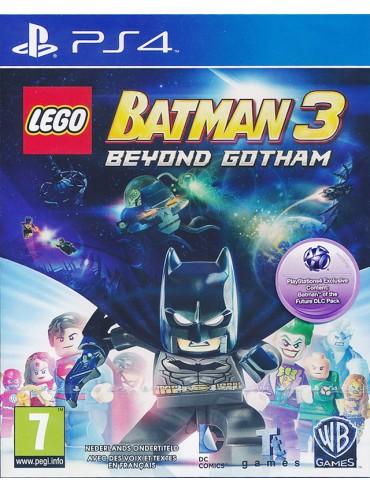 LEGO Batman 3 Poza Gotham PL (używana) PS4/PS5