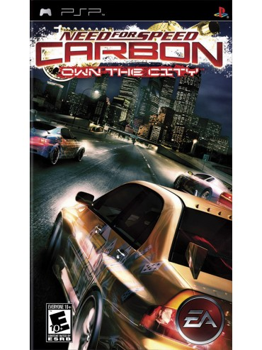 NFS Need for Speed Carbon Own the City ANG (używana)