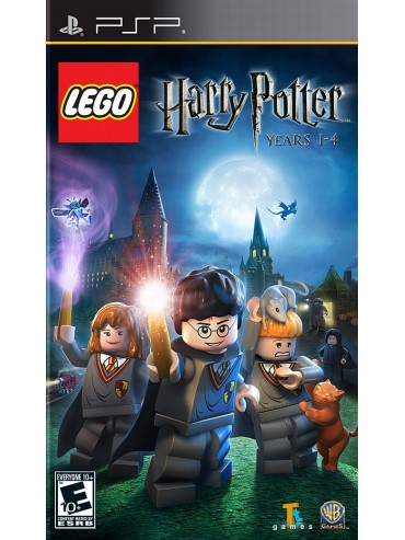 LEGO Harry Potter Years 1-4 ANG (używana)