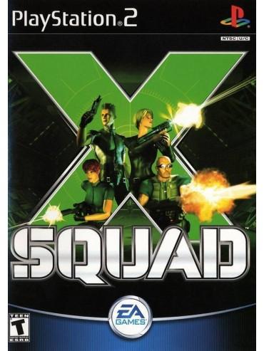 X-Squad ANG (używana) PS2