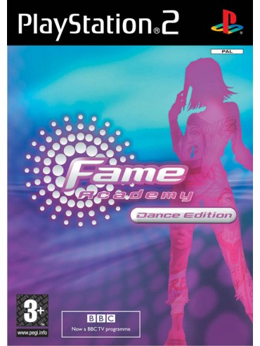 Fame Academy Dance Edition ANG (używana) PS2