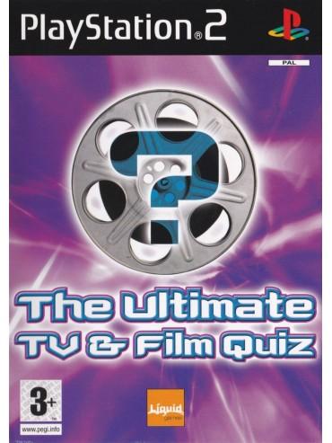 The ultimate tv & film quiz ANG (używana) PS2