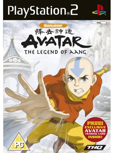 Avatar : The Legend of Aang ANG (używana)