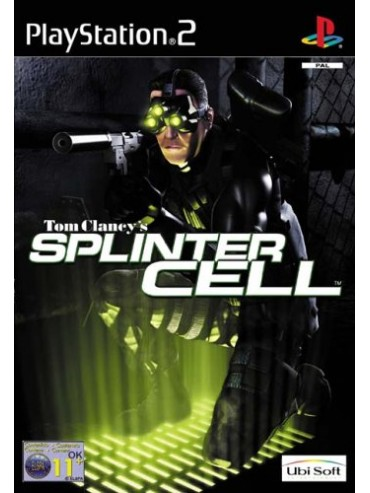 Tom Clancy's Splinter Cell ANG (używana)