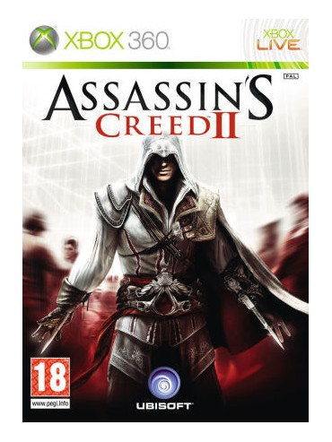 Assassin's Creed II ANG (używana)