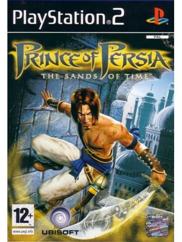 Prince of Persia Piaski Czasu ANG (używana)