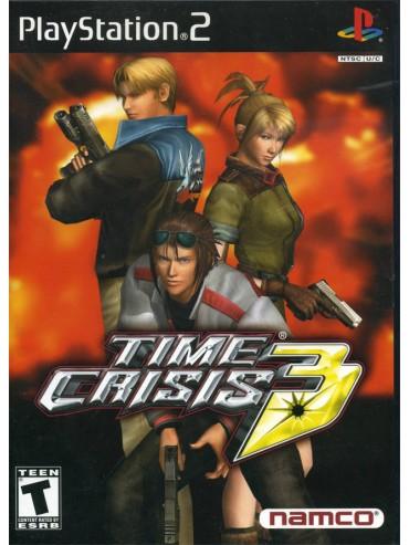 Time Crisis 3 ANG (używana) PS2